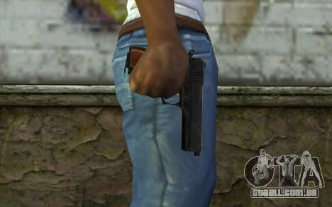 Colt45 para GTA San Andreas terceira tela