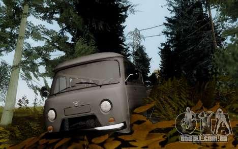 Pista de off-road 3.0 para GTA San Andreas sexta tela