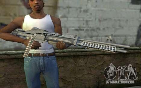 M60 from GTA Vice City para GTA San Andreas terceira tela