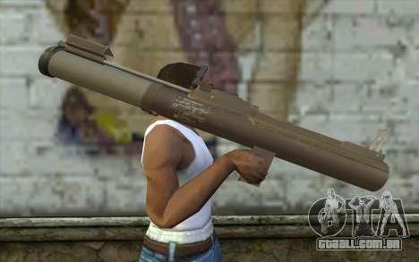 Heatseek New para GTA San Andreas terceira tela
