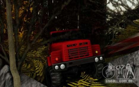 Pista de off-road 3.0 para GTA San Andreas terceira tela