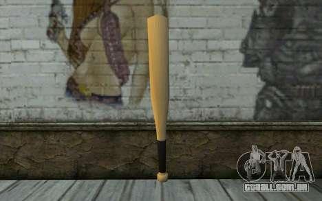 New Bat HQ para GTA San Andreas segunda tela