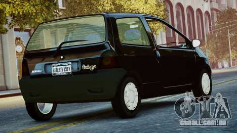Renault Twingo I.1 para GTA 4 esquerda vista