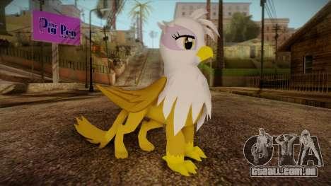 Gilda from My Little Pony para GTA San Andreas