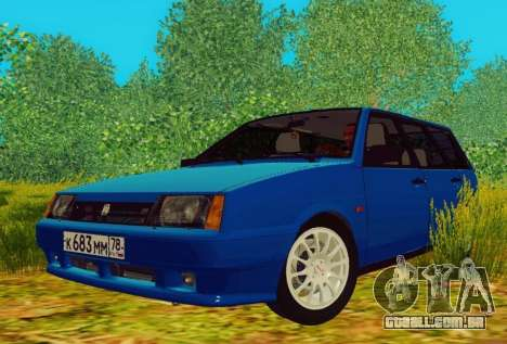 VAZ-2109 Imóveis para GTA San Andreas