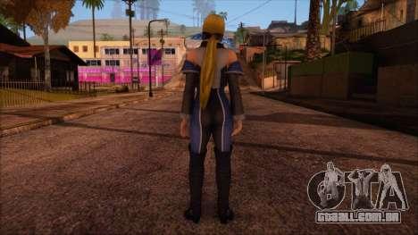Modern Woman Skin 7 para GTA San Andreas segunda tela
