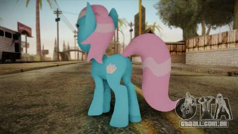 Lotus from My Little Pony para GTA San Andreas segunda tela