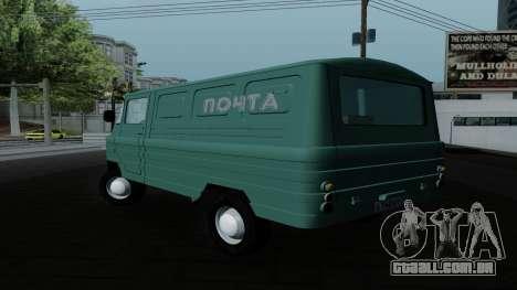 Zuk A06 para GTA San Andreas esquerda vista