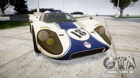 Ford GT40 Mark IV 1967 PJ 18 para GTA 4