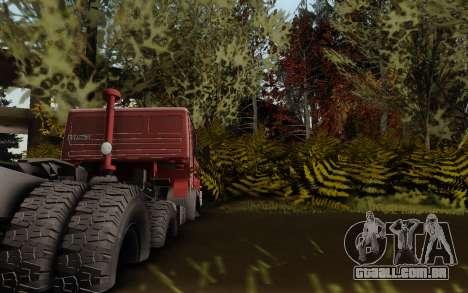 Pista de off-road 3.0 para GTA San Andreas sétima tela