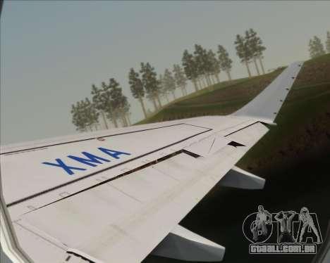 Embraer E-190-200LR House Livery para GTA San Andreas