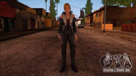 Modern Woman Skin 7 para GTA San Andreas