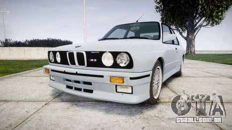 BMW M3 E30 1991 [EPM] para GTA 4