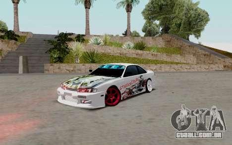 Nissan Silvia S14 VCDT para GTA San Andreas
