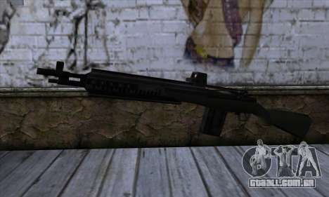 Rifle from State of Decay para GTA San Andreas