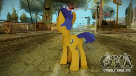 Flash Sentry from My Little Pony para GTA San Andreas segunda tela