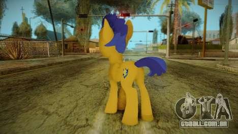 Flash Sentry from My Little Pony para GTA San Andreas segunda tela