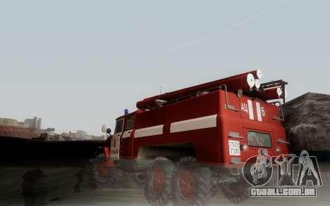 Pista de off-road 3.0 para GTA San Andreas nono tela