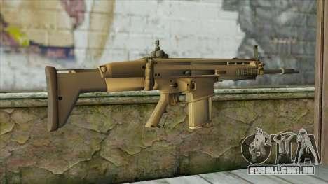 AK12 from Battlefield 4 para GTA San Andreas segunda tela