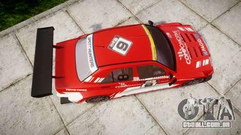 Mercedes-Benz 190E Evo II GT3 PJ 3 para GTA 4 vista direita