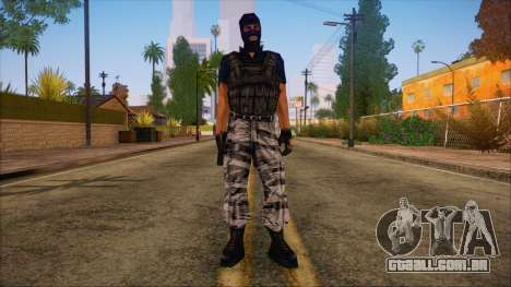 Terror from Counter Strike Condition Zero para GTA San Andreas