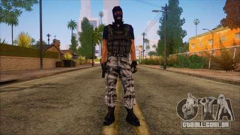 Terror from Counter Strike Condition Zero para GTA San Andreas