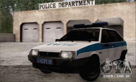 VAZ 2109 PPP para GTA San Andreas
