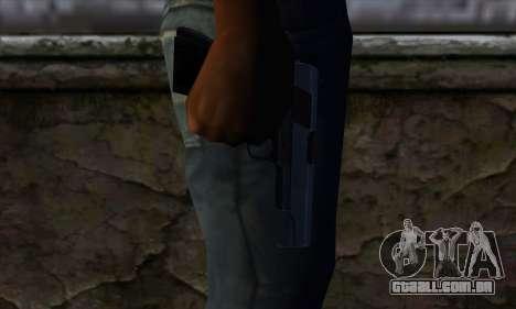 New Colt45 para GTA San Andreas terceira tela