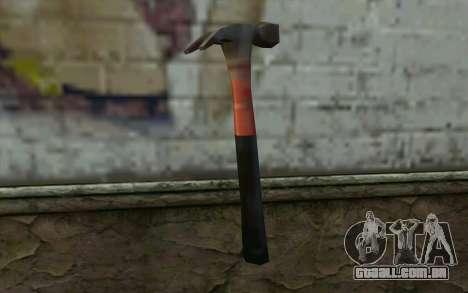 Martelo (GTA Vice City) para GTA San Andreas segunda tela