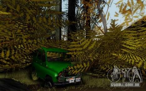Pista de off-road 3.0 para GTA San Andreas oitavo tela