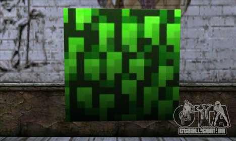 Bloco (Minecraft) v12 para GTA San Andreas