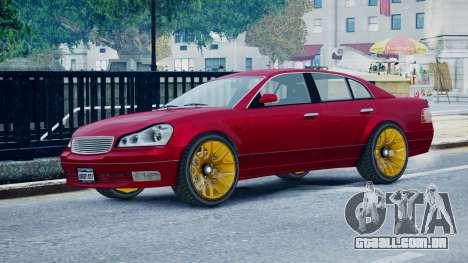 Intruder Sport para GTA 4