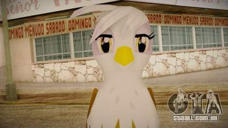 Gilda from My Little Pony para GTA San Andreas terceira tela
