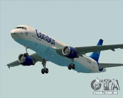 Airbus A320-200 Condor para o motor de GTA San Andreas