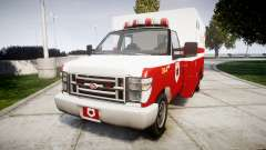 Vapid V-240 Ambulance para GTA 4