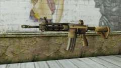M4 from Battlefield 4 para GTA San Andreas