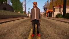 GTA 5 Online Skin 6 para GTA San Andreas