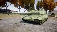 Leopard 2A7 DK Green