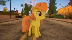 Carrot Top from My Little Pony para GTA San Andreas