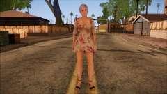 Modern Woman Skin 1 para GTA San Andreas