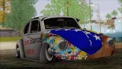 Volkswagen Beetle Bosnia Stance Nation