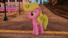 Daisy from My Little Pony para GTA San Andreas