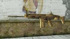AK12 from Battlefield 4 para GTA San Andreas