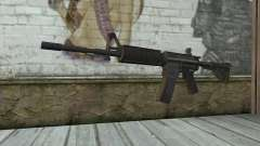 M4 de Sniper-Guerreiro Fantasma
