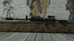 M4A1 from COD Modern Warfare 3 v2