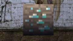 Bloco (Minecraft) v1 para GTA San Andreas