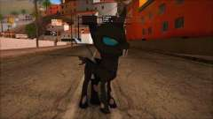 Changeling from My Little Pony para GTA San Andreas