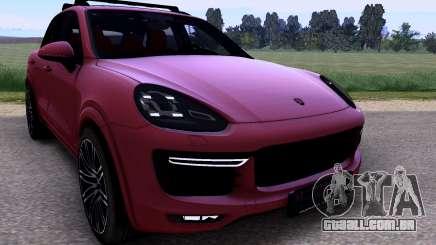 Porsche Cayenne Turbo S GTS 2015 para GTA San Andreas