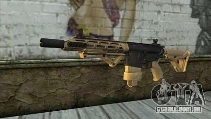 AR-25c para GTA San Andreas