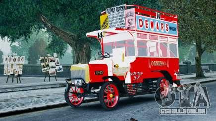 London Bus para GTA 4